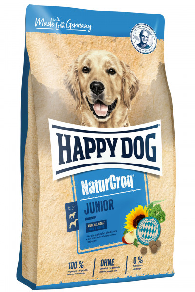 Happy Dog NaturCroq Junior