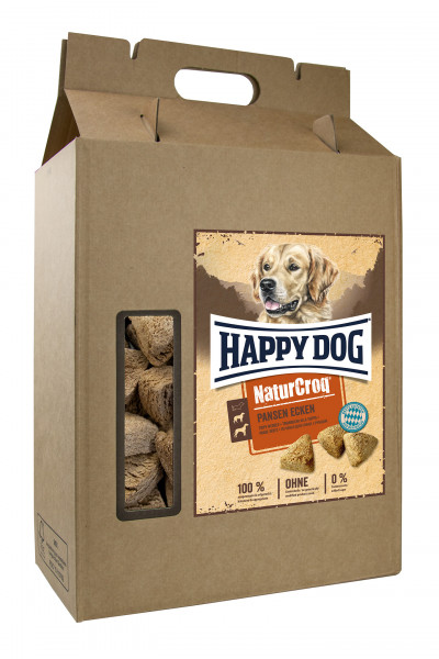 Happy Dog NaturCroq Pansen-Ecken
