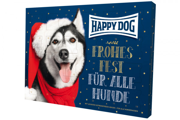 Happy Dog Adventskalender